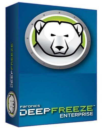 Deep Freeze Enterprise Crack