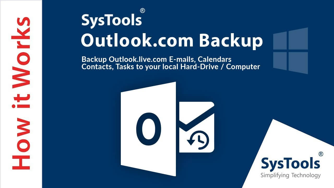 SysTools Outlook com Backup crack