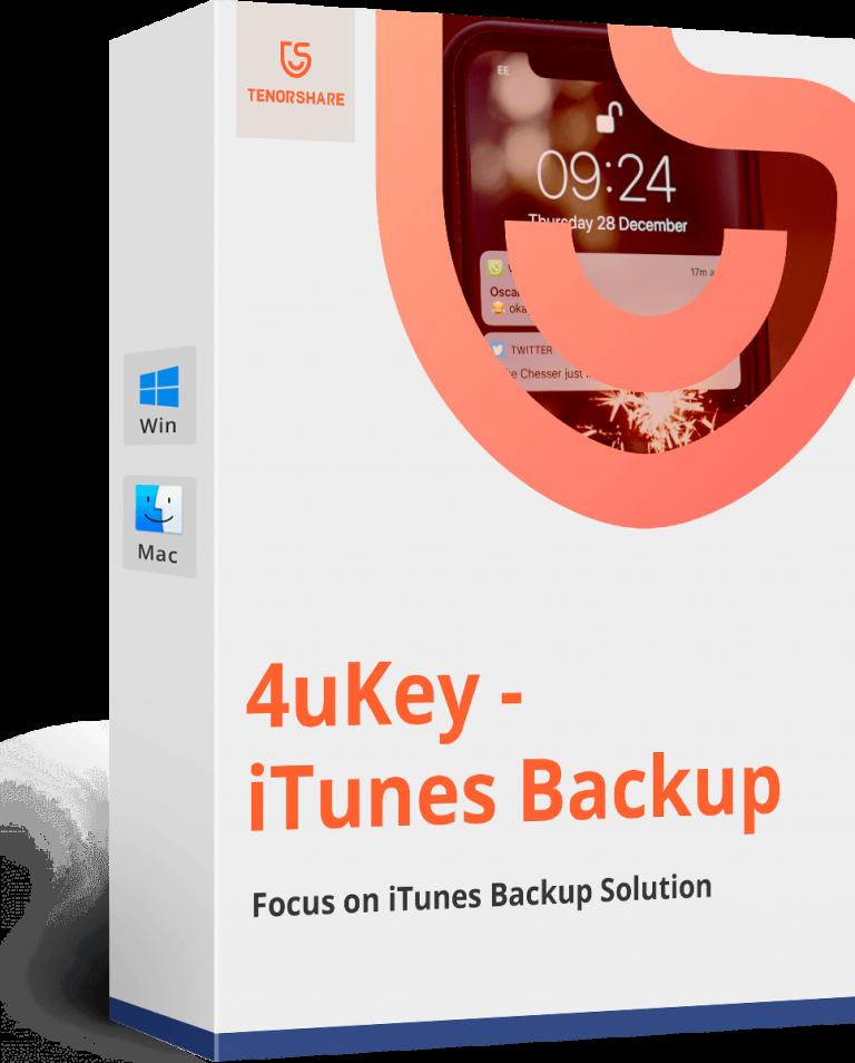Tenorshare-4uKey-iTunes-Backup-crack