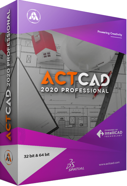 ActCAD Professional Crack