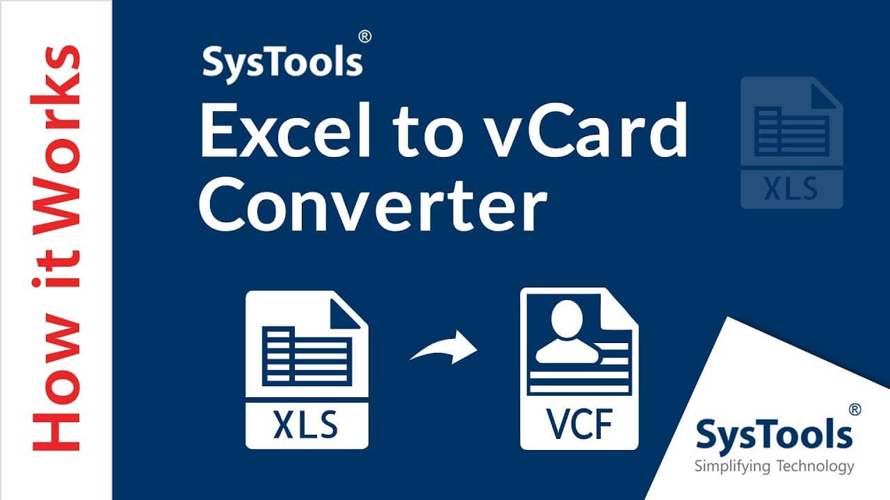 Excel To VCard Converter Crack